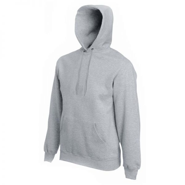 280g 80/20 CP Mens Classic Hooded Set-in Sweat - SSHA-heather