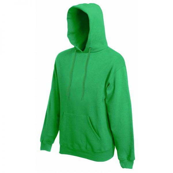 280g 80/20 CP Mens Classic Hooded Set-in Sweat - SSHA-kelly