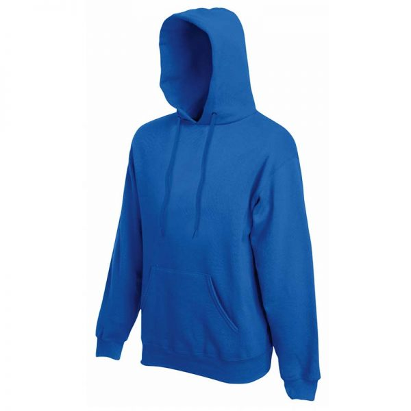 280g 80/20 CP Mens Classic Hooded Set-in Sweat - SSHA-royal