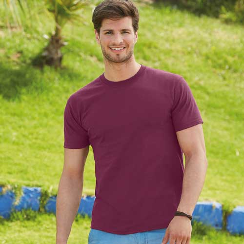 205gsm 100% Cotton, Belcoro® yarn Super Premium T Short Sleeve - STPA