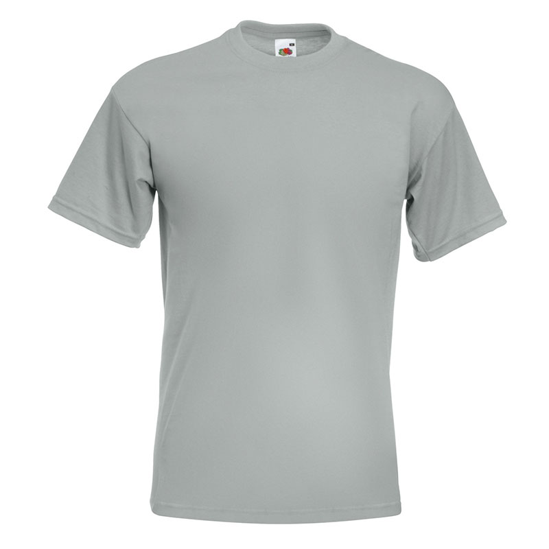 205gsm 100% Cotton, Belcoro® yarn Super Premium T Short Sleeve - STPA-zinc