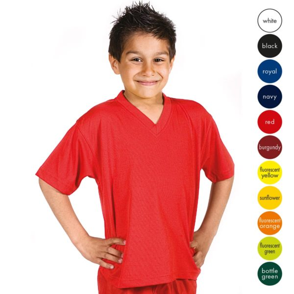 Kids Micromesh Football Top TFTK02