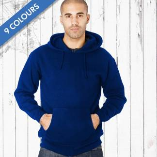 Adults 70/30CP Hooded Raglan Sweats - TSA04