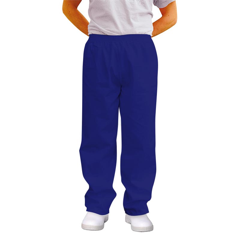 190gsm 65/35 PC Baker Trousers Regular - WCTRA2208-royal-blue
