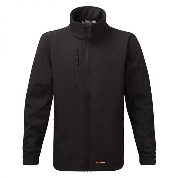 SELKIRK Waterproof Windproof Softshell - WJAA204-black