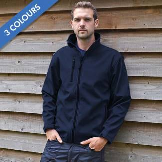 SELKIRK Waterproof Windproof Softshell - WJAA204