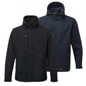 'HOLKHAM' Hooded Softshell Jacket - WJAA234