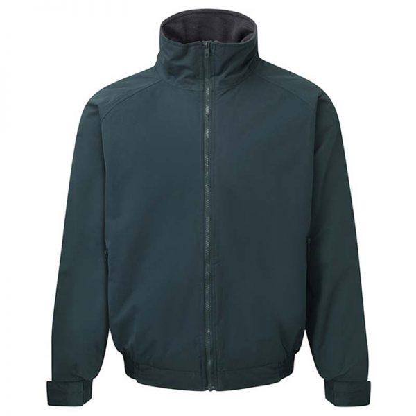 Harris Fleece-Lined Peached Waterproof Jacket - WJAA262-navy