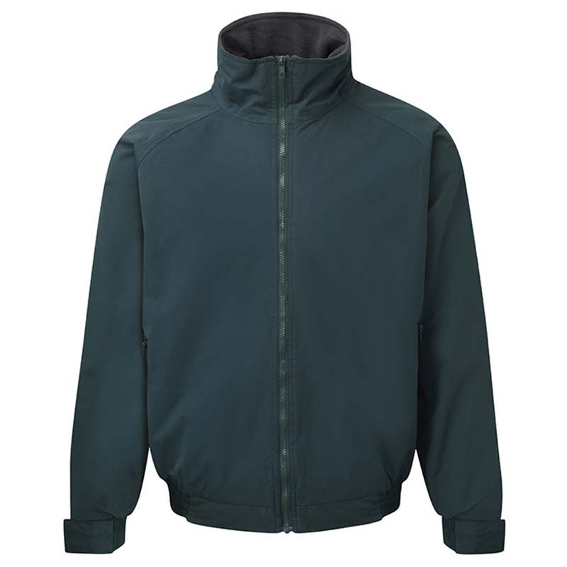 Harris Fleece-Lined Peached Waterproof Jacket - WJAA262-navy