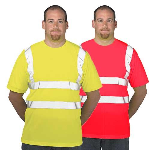 150g 100% Polyester Hi-Vis T-Shirt - WTSA478-main
