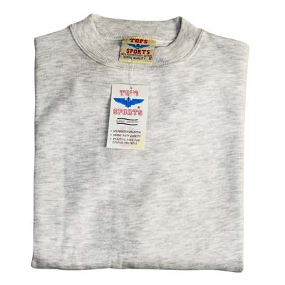 Sweat Shirt Crew Neck Long Sleeve - VSSA86-light-grey