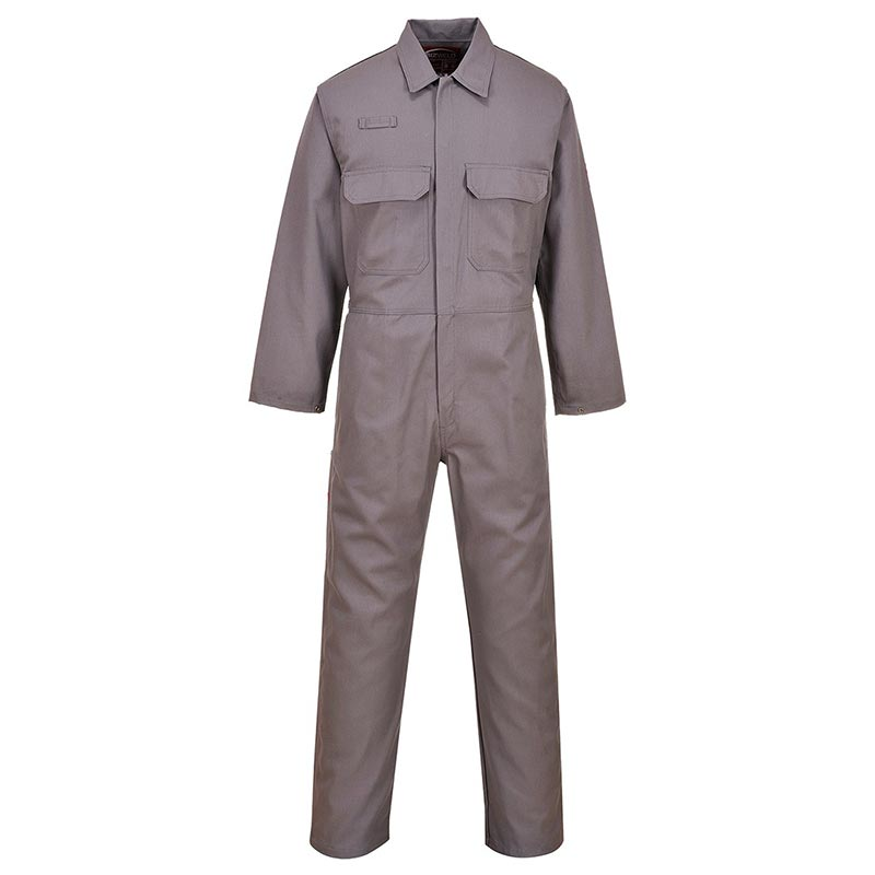 Bizweld™ Flame Retardant Coverall - WBSAB1-grey