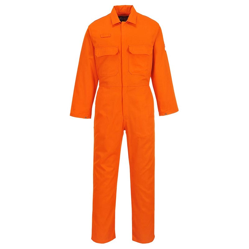Bizweld™ Flame Retardant Coverall - WBSAB1-orange