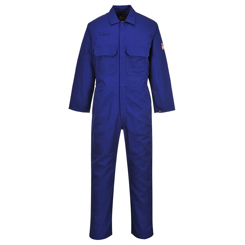 Bizweld™ Flame Retardant Coverall - WBSAB1-royal-blue