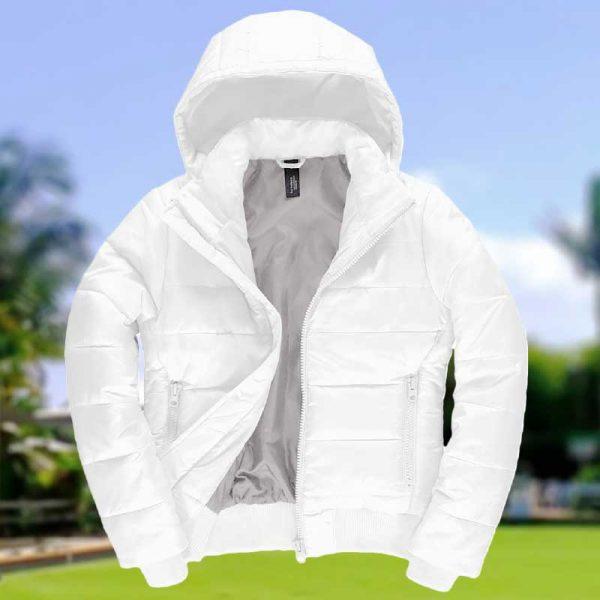 100% Polyester Ladies Superhood Bowling Jacket - BA657FBOWLS
