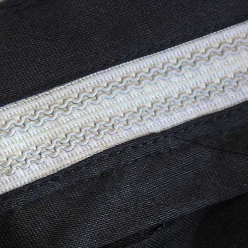 Ladies Police Poly-Wool Trousers Black - WTRPA52-Details1