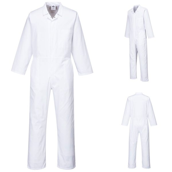 Food Coverall - 2201WHR
