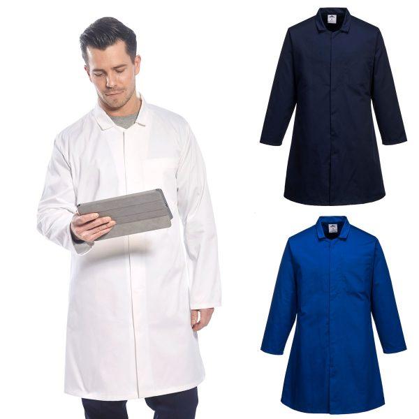 Mens Food Coat One Pocket - 2202