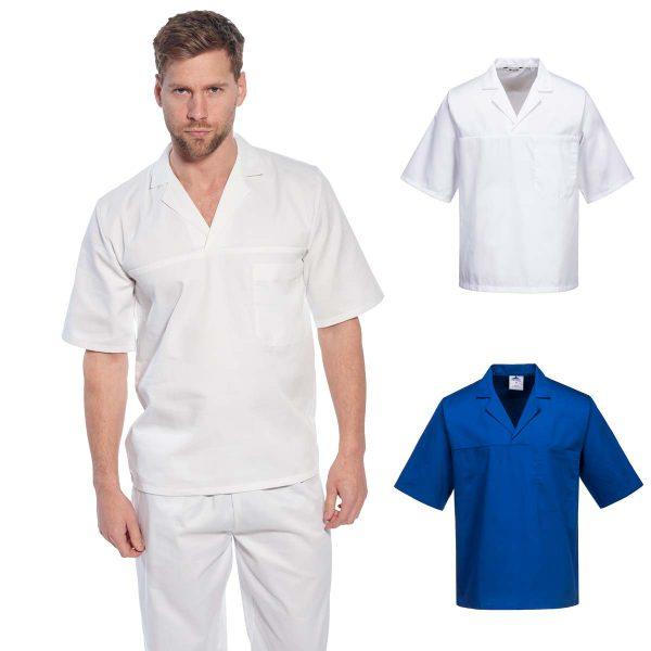 Baker Shirt Short Sleeves - 2209