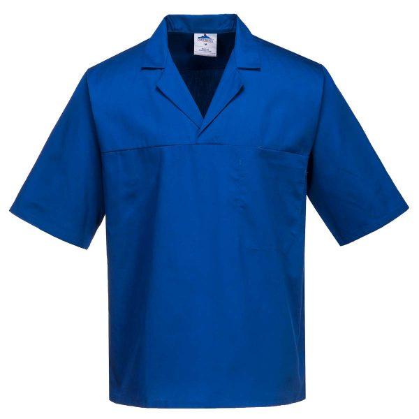 Baker Shirt Short Sleeves - 2209RBR