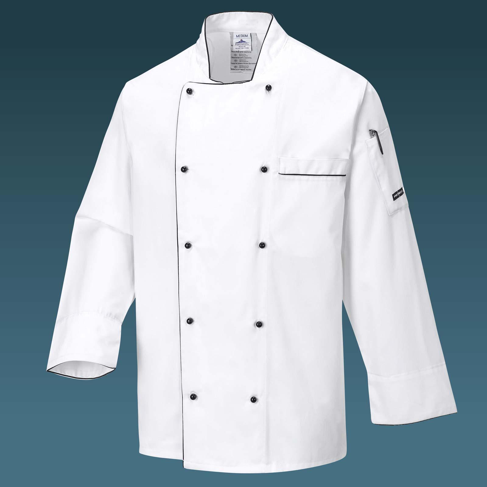 Executive Chefs Jacket - C776