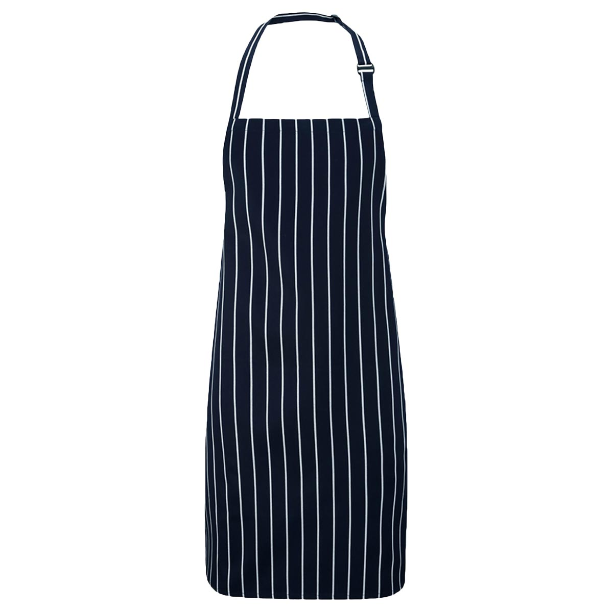 Value Bib Apron - CCAP1NAVY-STRIPE