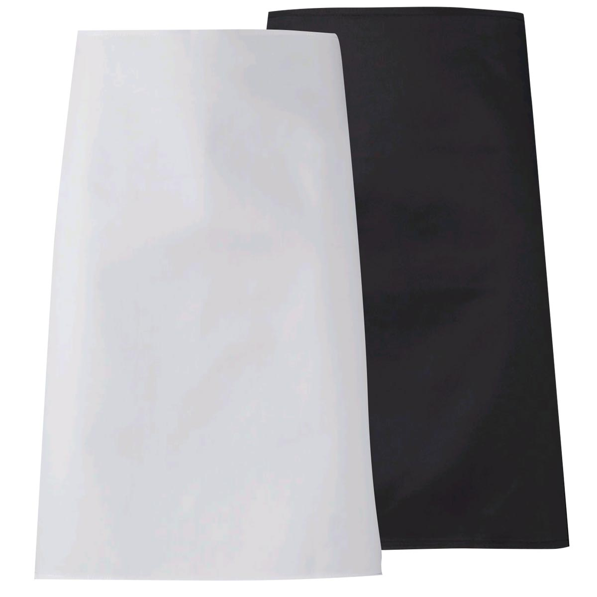 Value Knee Length Apron - CCAP2