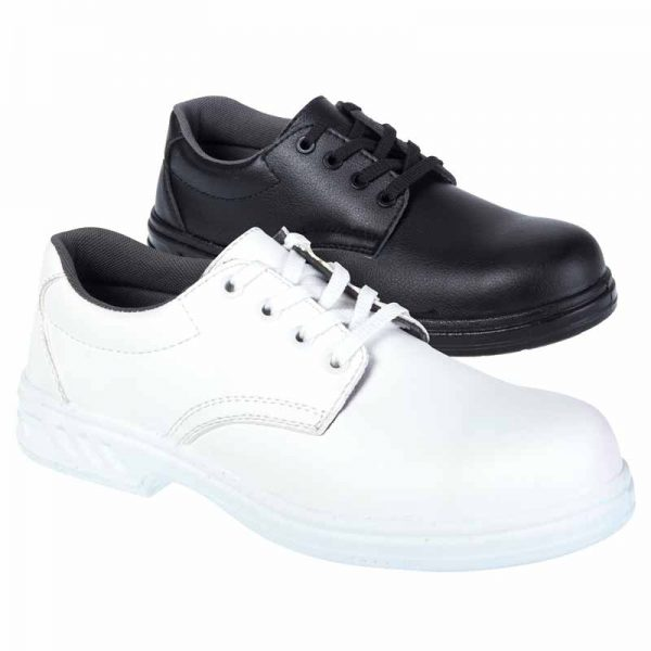 Laced Safety Shoe S2 - FW80
