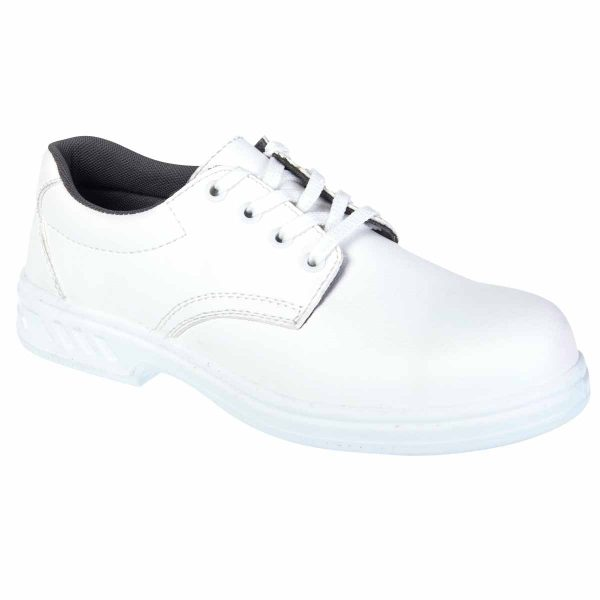Laced Safety Shoe S2 - FW80WHR