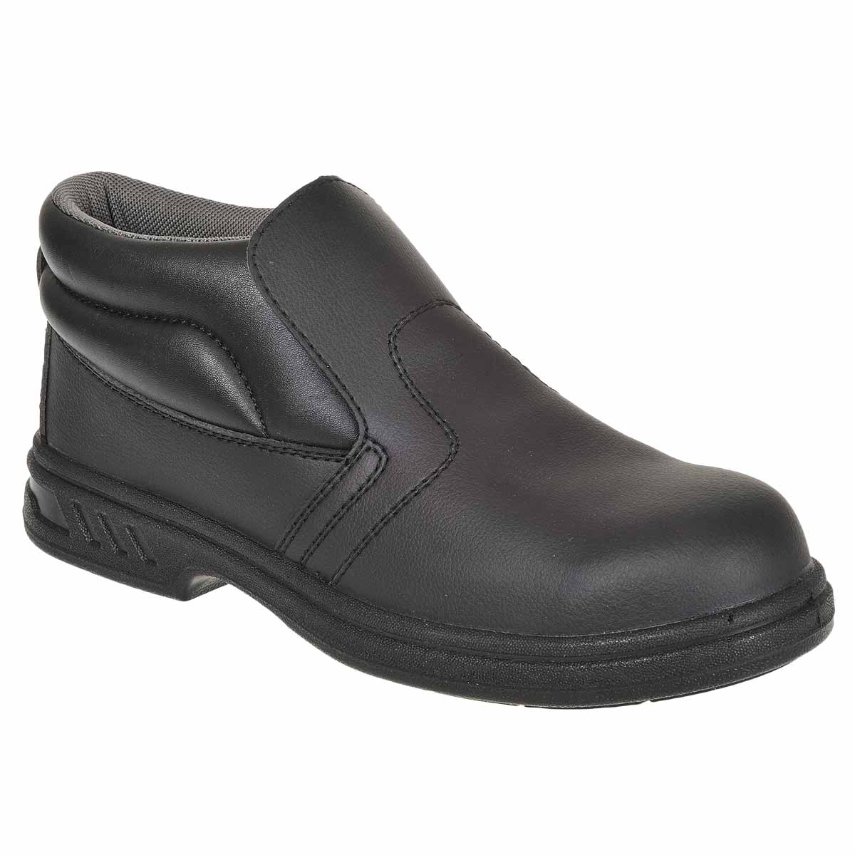 Slip On Safety Boot S2 - FW83BKR