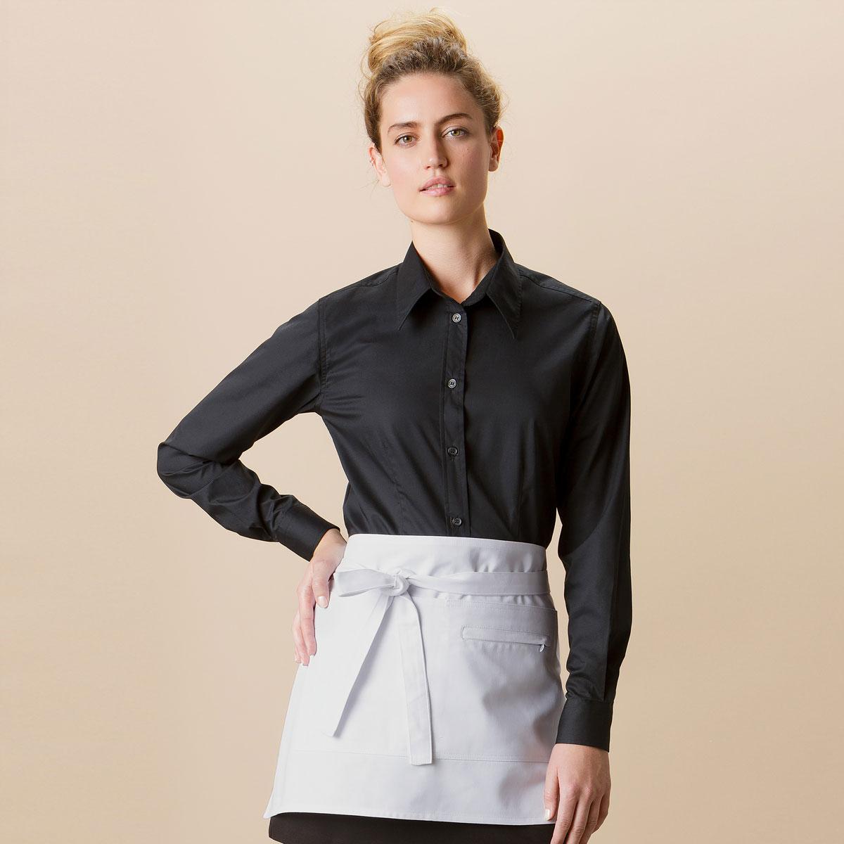 Ladies Bar Shirt Long Sleeve - KK738