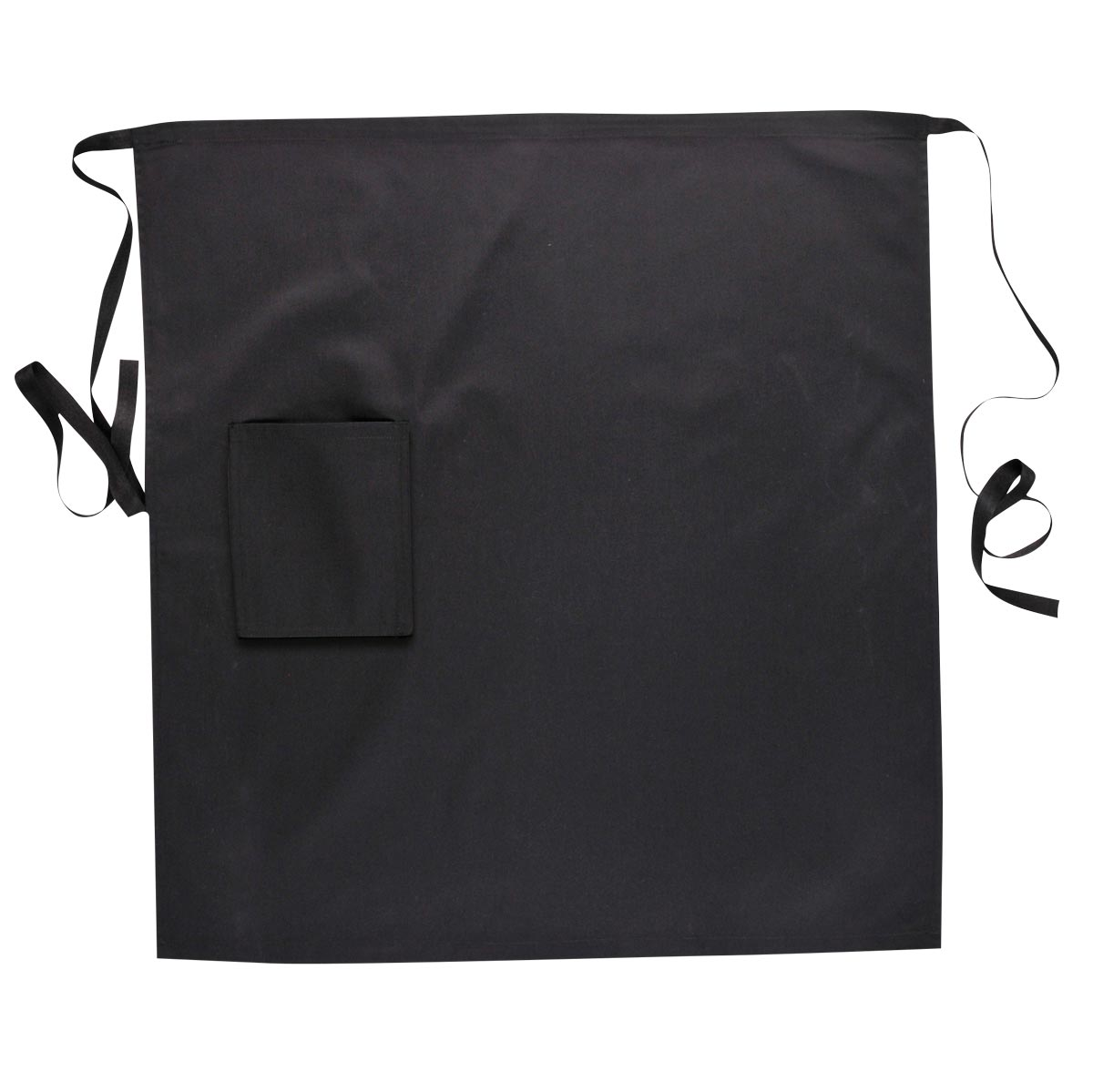 Waist Apron with Pocket - S794BKR