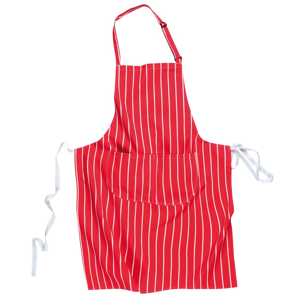 Butchers Apron with Pocket - Butchers Apron with Pocket - S855RER