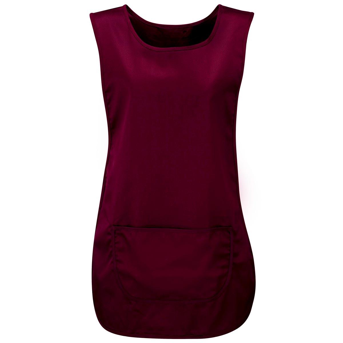Standard Tabard With Pocket - WTAAB1-CTAB1-burgundy