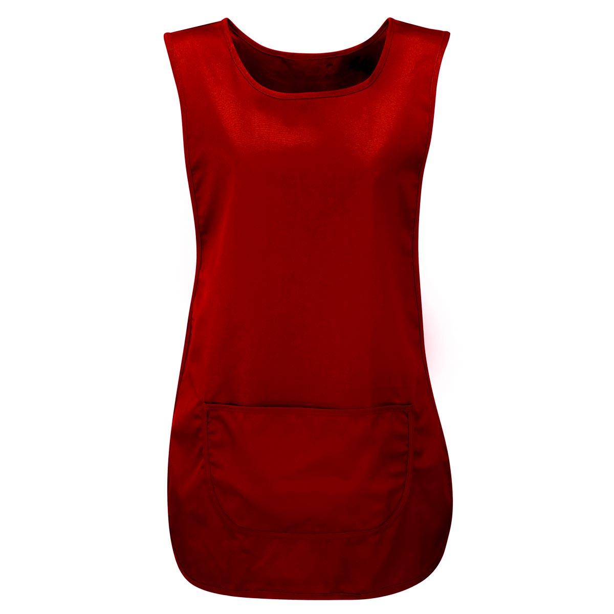 Standard Tabard With Pocket - WTAAB1-CTAB1-red