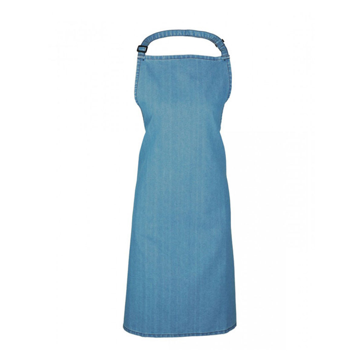 Colours Collection Bib Apron - pr150-blu-den