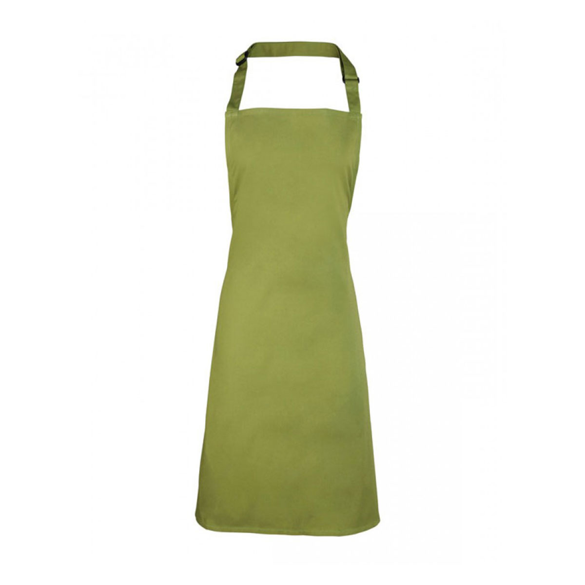 Colours Collection Bib Apron - pr150-oasis-green
