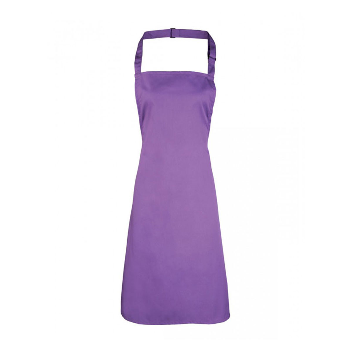 Colours Collection Bib Apron - pr150-rich-violet