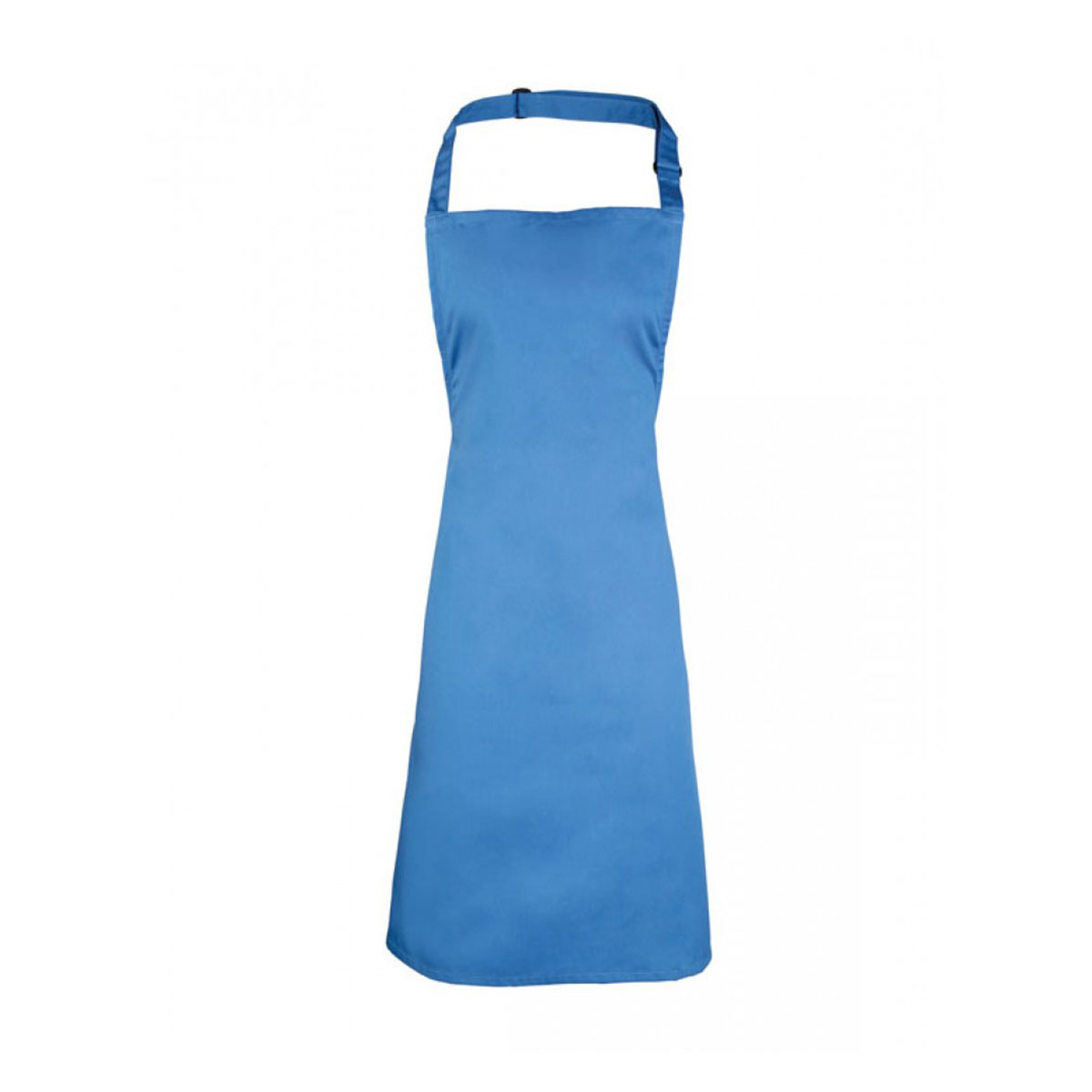 Colours Collection Bib Apron - pr150-saphire-blue