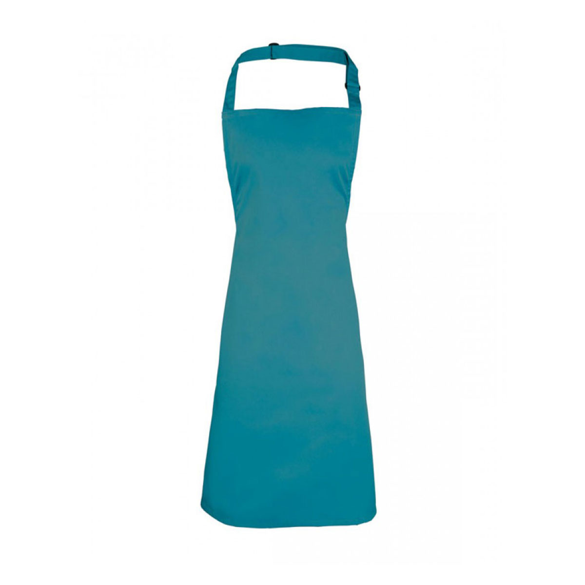 Colours Collection Bib Apron - pr150-teal