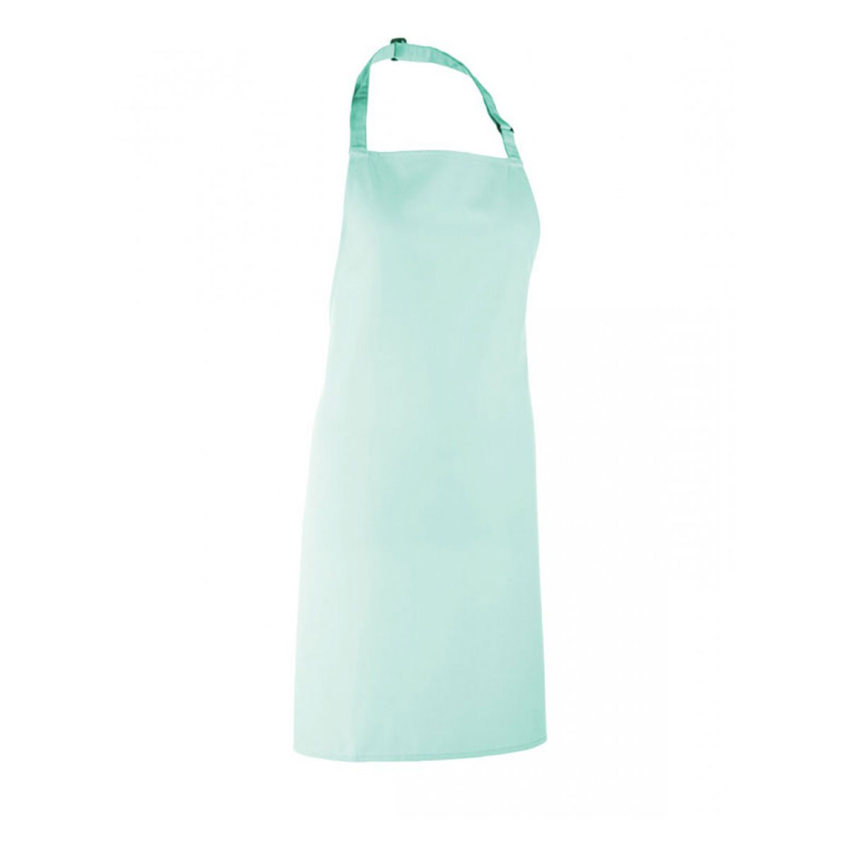 Colours Collection Bib Apron - pr150_aqua