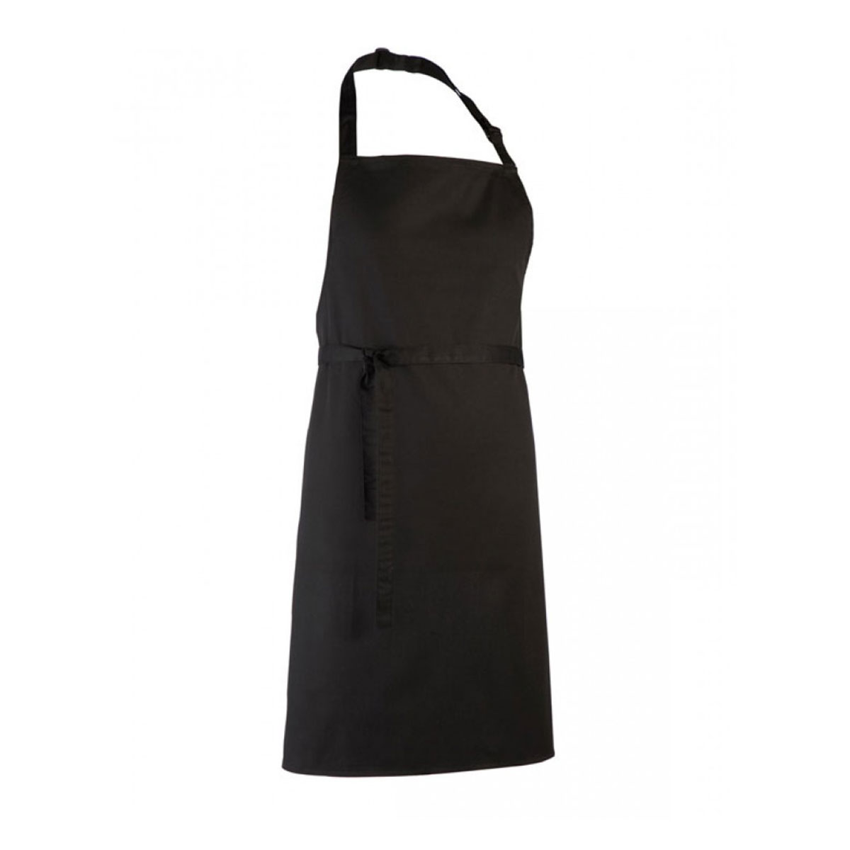 Colours Collection Bib Apron - pr150_black
