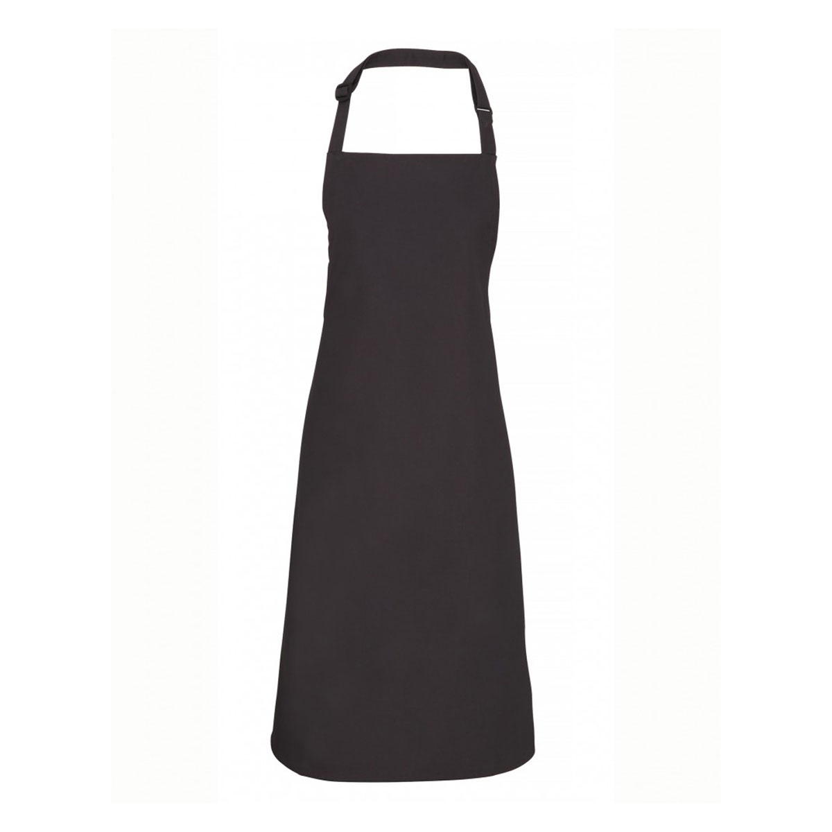 Colours Collection Bib Apron - pr150_charcoal