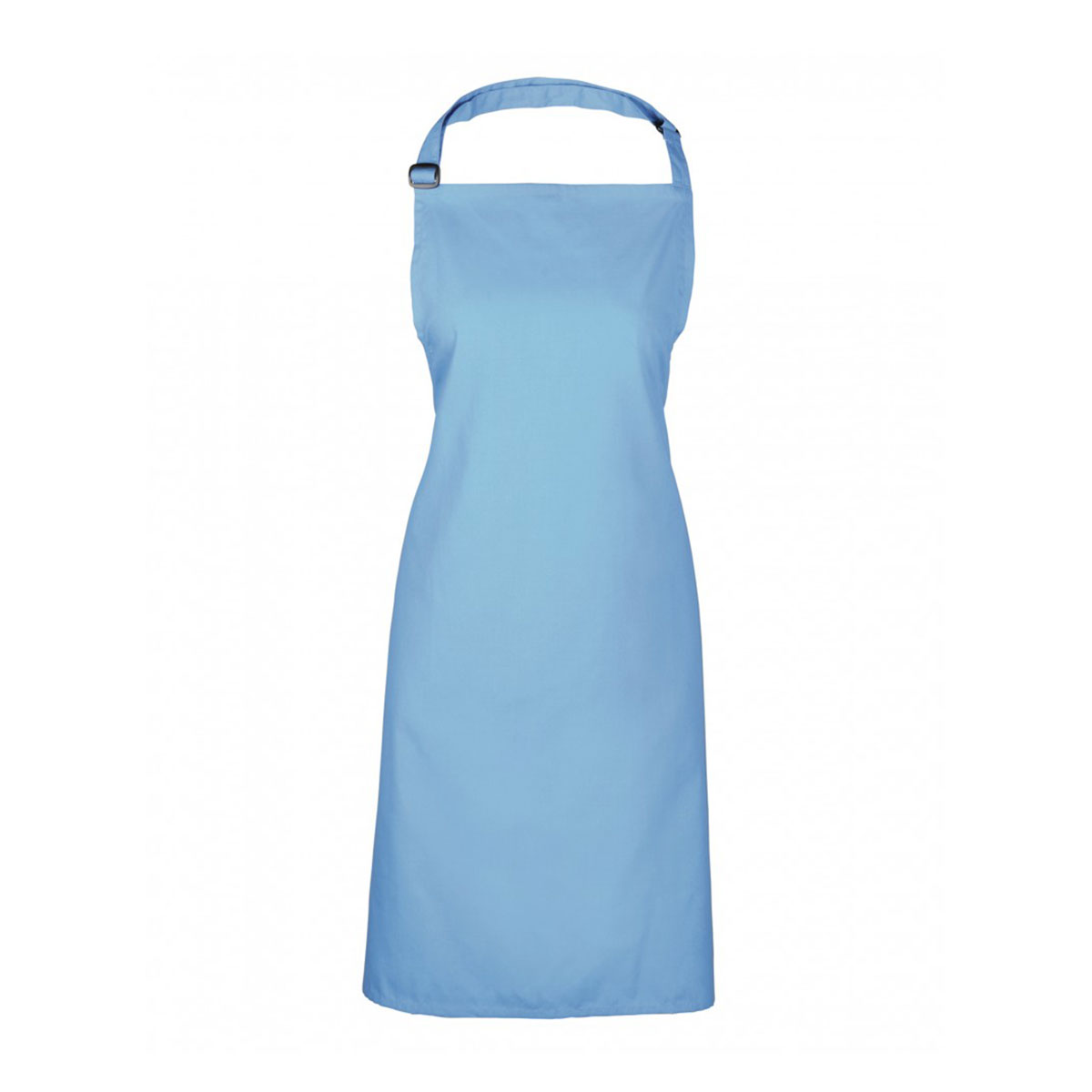 Colours Collection Bib Apron - pr150_cornflower