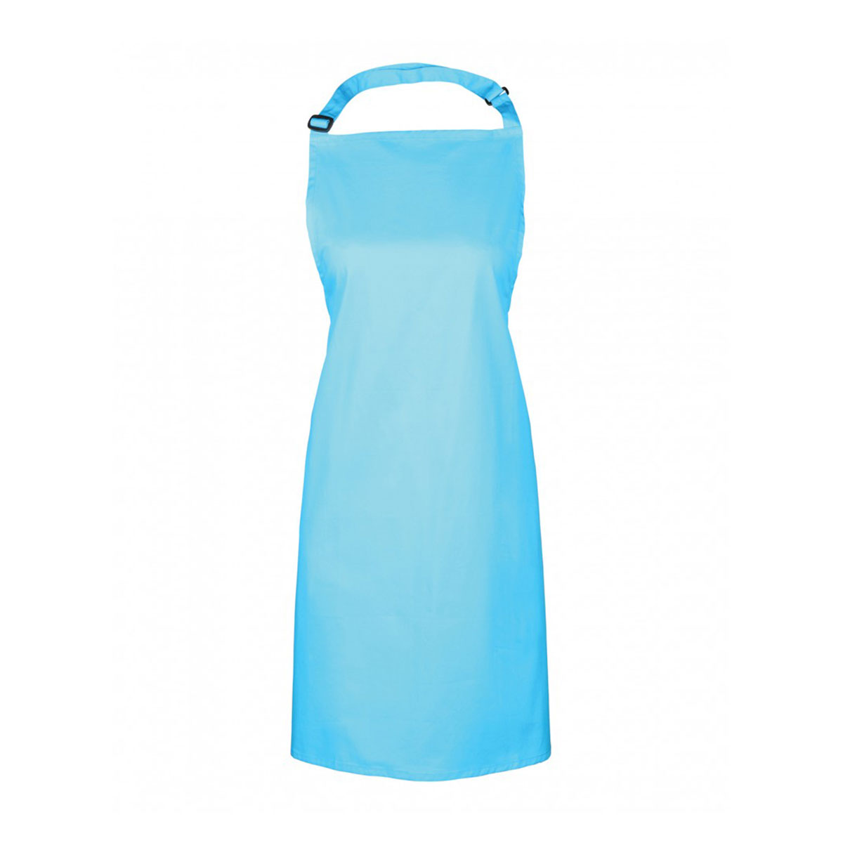 Colours Collection Bib Apron - pr150_cyan