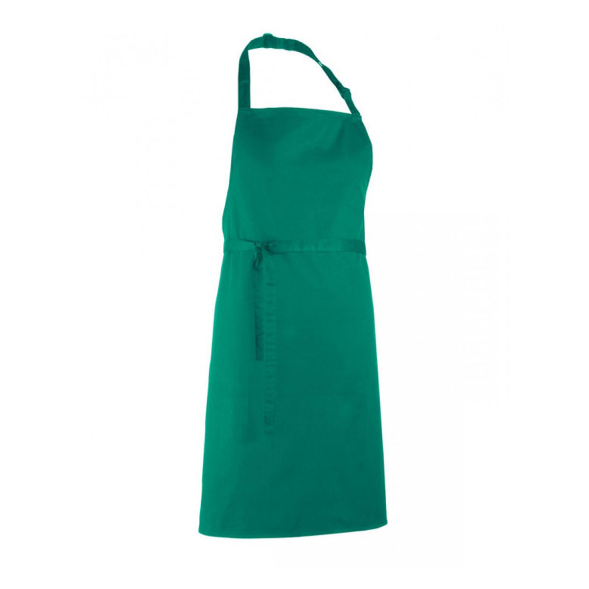Colours Collection Bib Apron - pr150_emerald