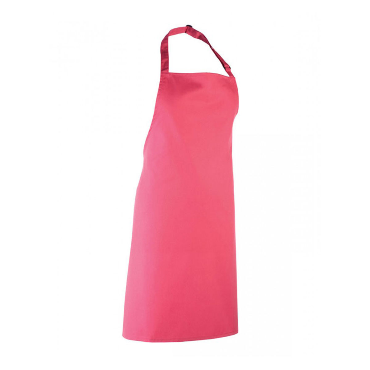 Colours Collection Bib Apron - pr150_fuchsia