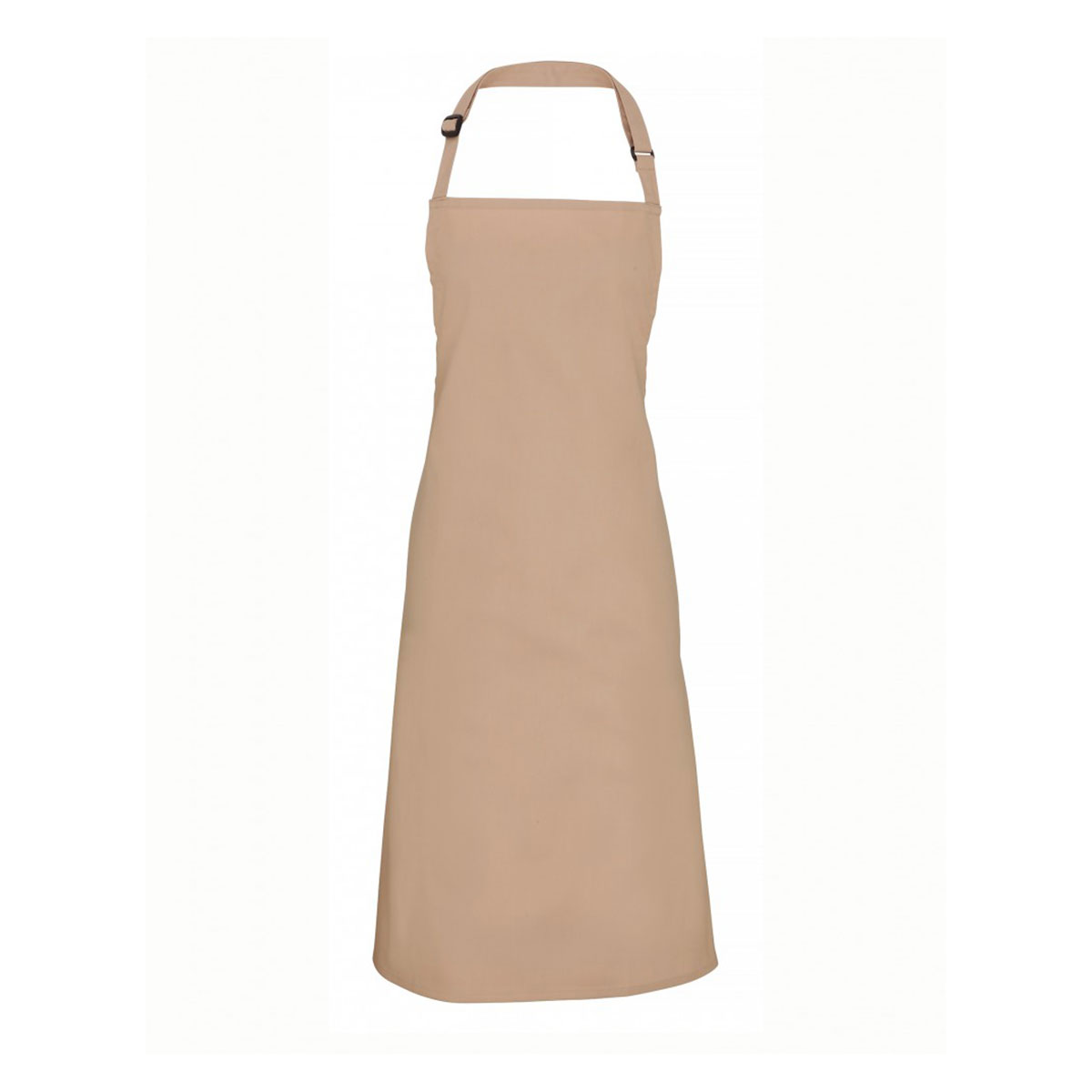Colours Collection Bib Apron - pr150_latte