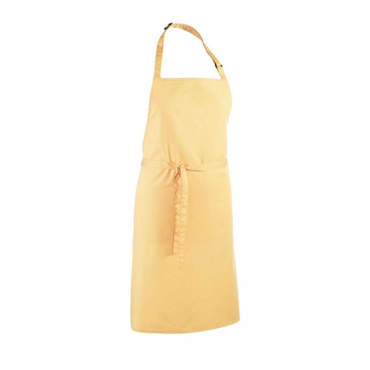 Colours Collection Bib Apron - pr150_lemon