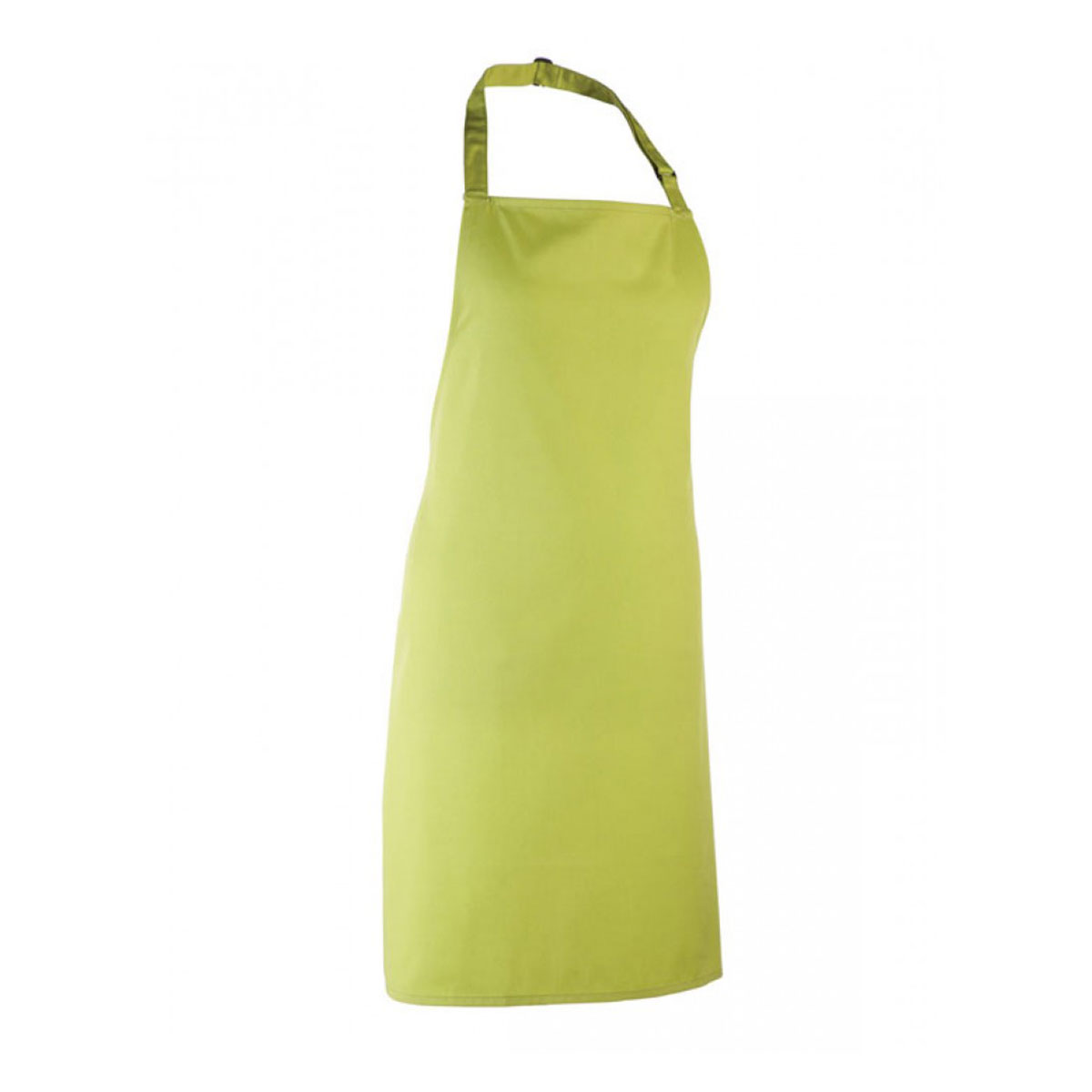 Colours Collection Bib Apron - pr150_lime